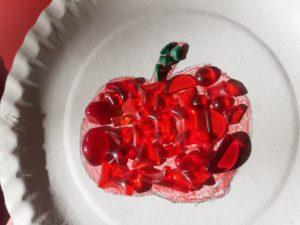 Jablíčkko červené