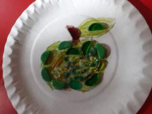Jablíčko zelené